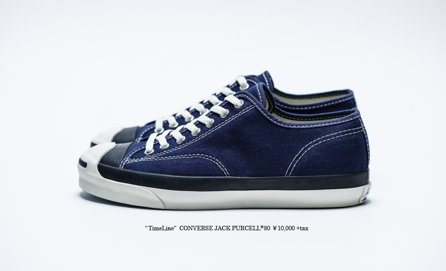 "special59. CONVERSE ""TimeLine"" Vol.2 is JACK PURCELL ..."